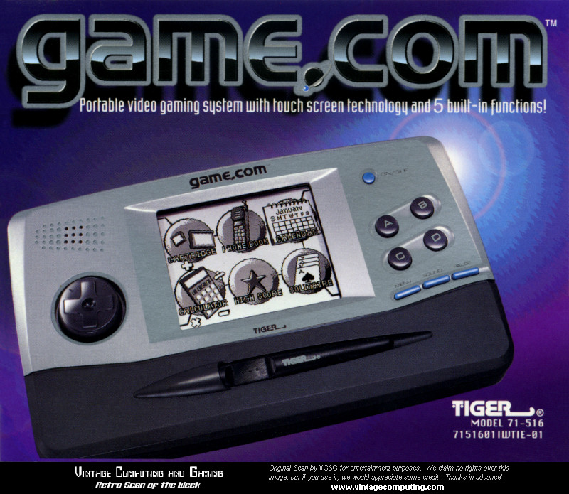 Game Com