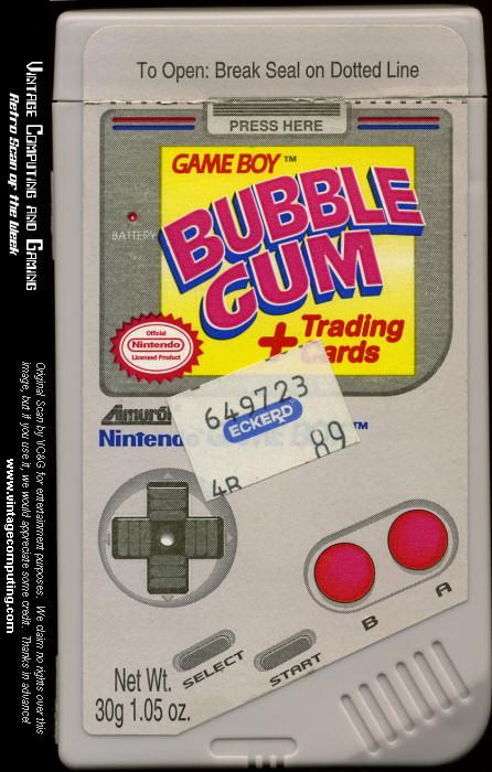 game bubble gum
