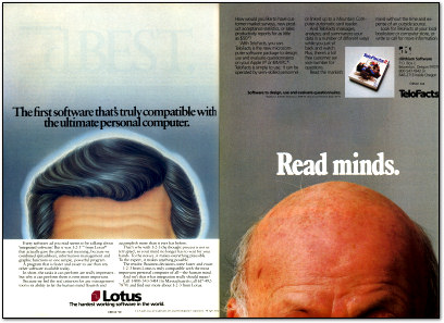 Vintage Hair Loss Advertisements