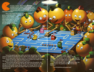 Pac-Man Strategy School
