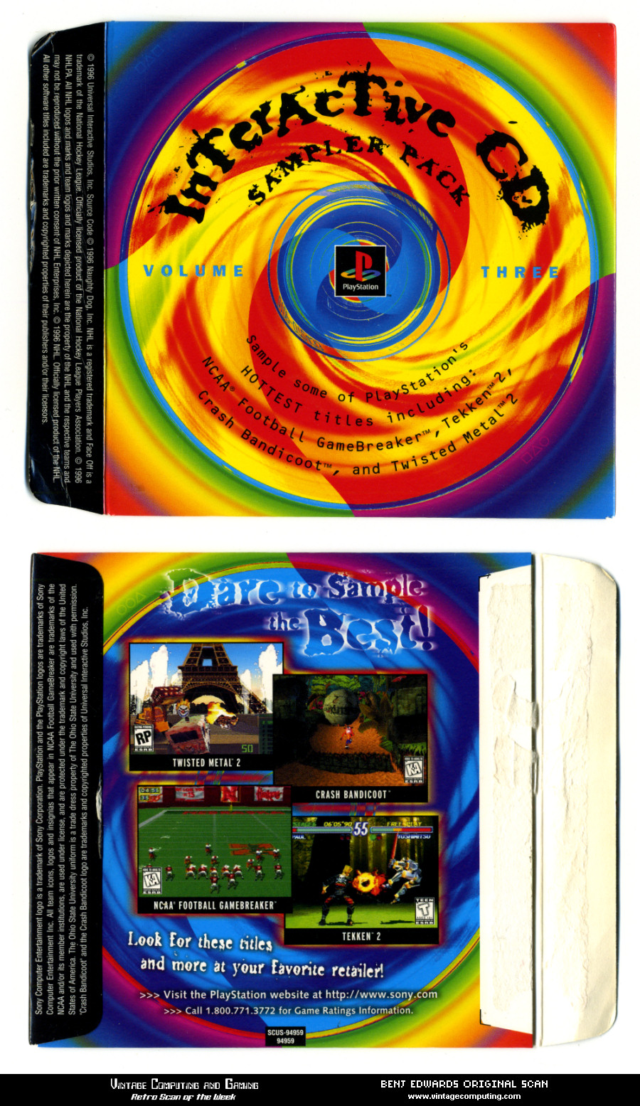 ps1 game pack