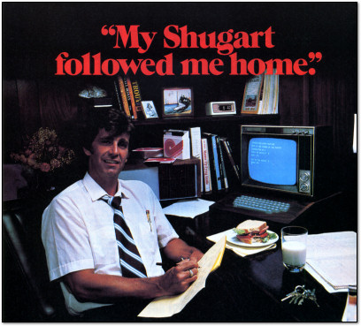 Shugart Mini-Floppy Ad - 1979