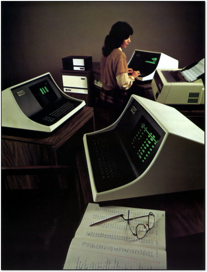 SWTPC Terminals - BYTE 1981
