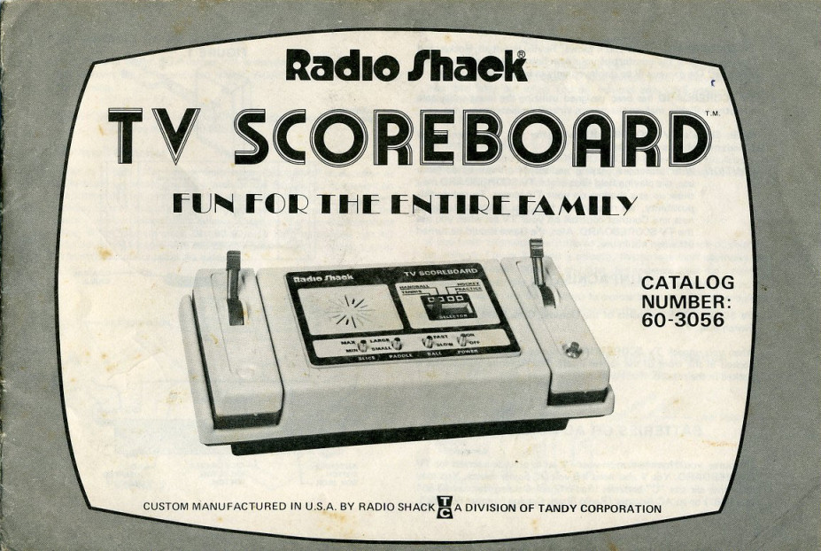 vc g retro scan of the week u201cfun for the entire family u201d rh vintagecomputing com Old Radio Shack Store Old Radio Shack Catalogs