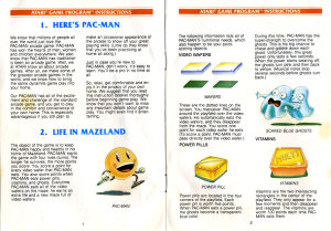 Pac-Man Video Wafers