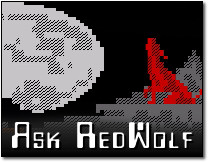 Ask RedWolf Logo