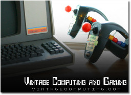 Vintage Computing and Gaming Logo