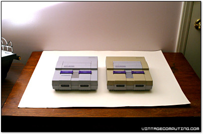 Behind the Scenes of SNES Plastic Discoloration Article