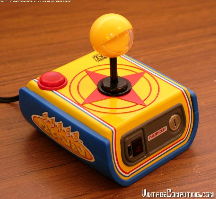 Vc Amp G 187 Vc Amp G Review Super Pac Man Tv Games Unit