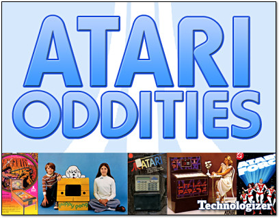 Atari Oddities Title Slide