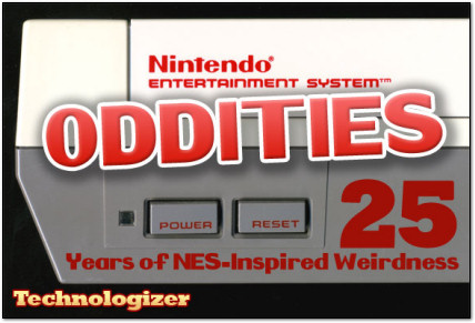 Nintendo Entertainment System Oddities at Technologizer