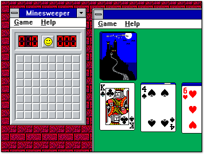 The Great Operating System Games on Technologizer