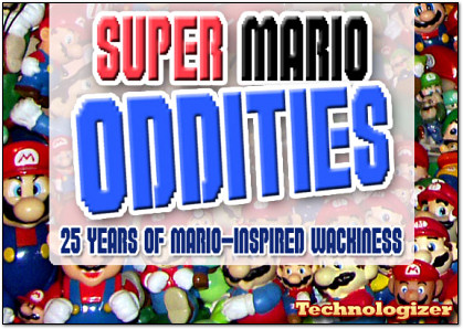 Super Mario Oddities at Technologizer