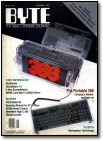 Busy Byte Magazine without Tinney