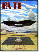 Byte Magazine Cover