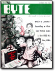 Robert Tinney's First Byte Cover