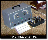 Ralph Baer Sanders TV Games Unit #1 1967