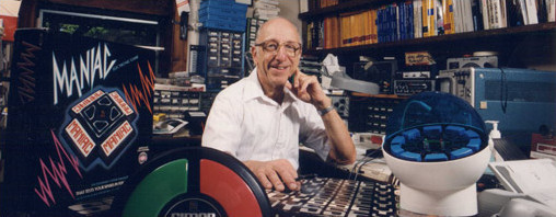 Video Games Turn Forty Ralph Baer 1UP.com