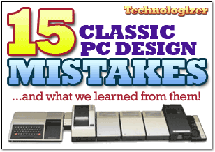 15 Classic PC Design Mistakes