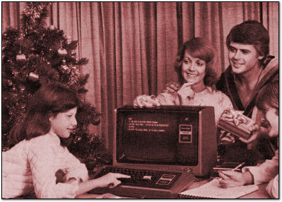 A Very Vintage Tech Christmas Slideshow