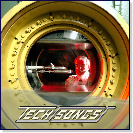 Benj Edwards Tech Songs Album Cover