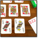Real Solitaire Cards