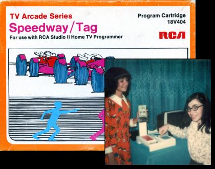 Joyce Weisbecker RCA Studio II Article on FastCompany