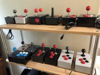 Benj Edwards BX Foundry Joysticks