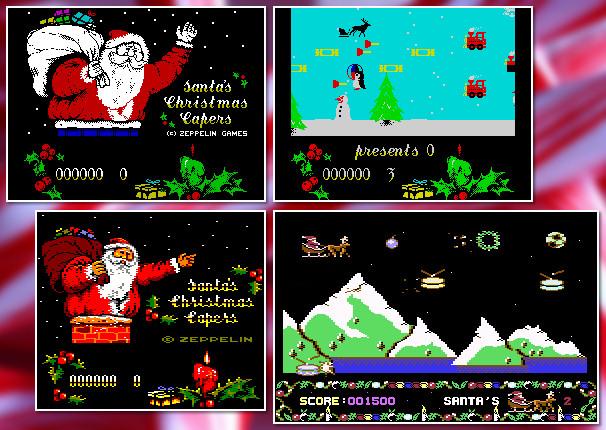 Santa's Christmas Capers