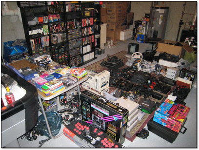 $9000 Video Game Collection