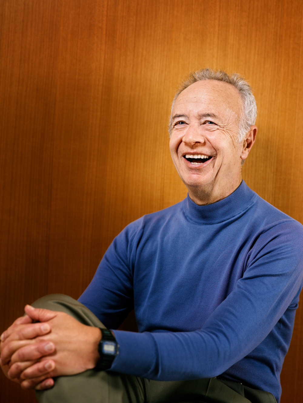 Andrew S. Grove, Former CEO of Intel