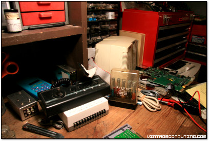Benj's Workbench - November 2008
