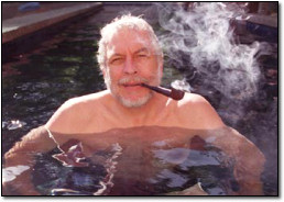 Swimming Nolan Bushnell Costume