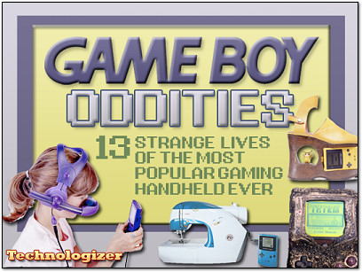 Game Boy Oddities on Technologizer