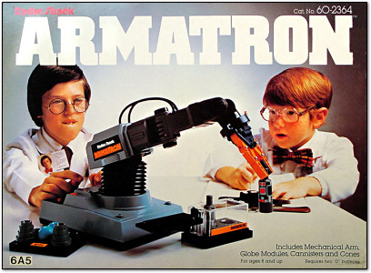 12 Electronic Toy Robots of the 1980s on PCMag.com