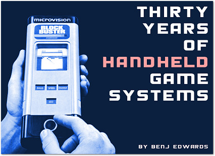 30 Years of Handheld Game Systems on PC World