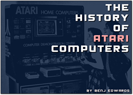 The History of Atari Computers Slideshow at PC World