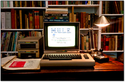My Week with the Commodore 64