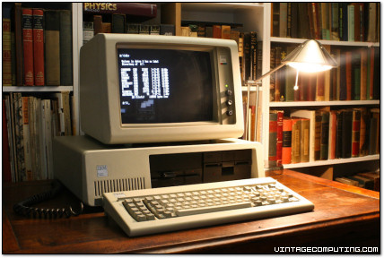 Benj's IBM PC 5150