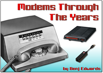 Modems: 60 Years of Hooking Up on PCWorld.com