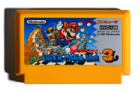 Super Mario Bros. 3 Famicom Cartridge