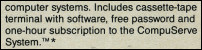 Commodore 1600 Modem Description