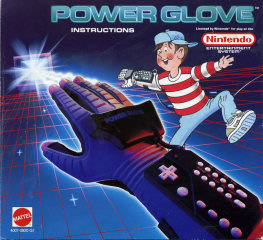 NES Power Glove Manual