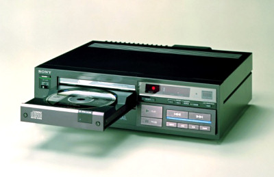 Sony CDP-101, The First Commercial CD Player