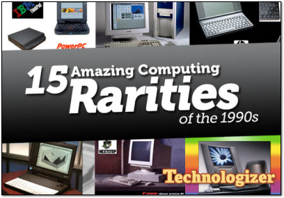 15 Amazing Computing Rarities of the 1990s