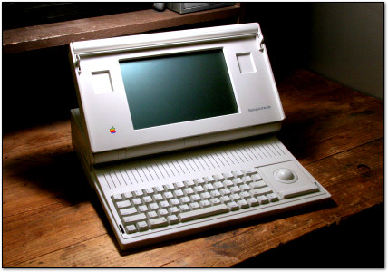 Inside the Macintosh Portable on Technologizer