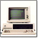 The Beleaguered IBM PC in History