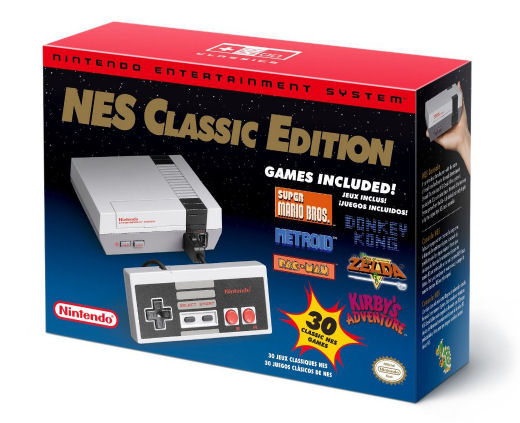The Tricksy NES Classic Edition