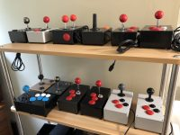 Benj Edwards BX Foundry Joysticks