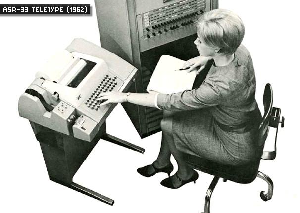 The Teletype Era